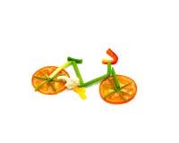 Vegetable велосипед Стоковые Фото