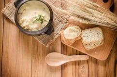 Vegetable густой суп Стоковые Фотографии RF