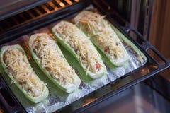 Vegetable заполненные сердцевины Стоковые Изображения RF