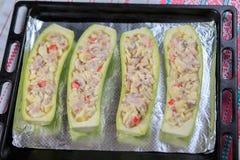 Vegetable заполненные сердцевины Стоковое фото RF
