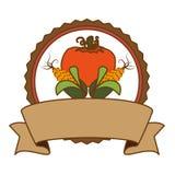 Vegetable значок бесплатная иллюстрация