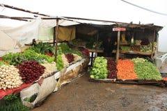 Vegetable магазин Стоковое фото RF