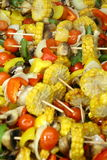 Vegetable протыкальники стоковое фото