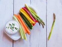 Vegetable ручки Стоковое Изображение
