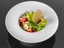 Vegetable салат с обломоками мозоли Стоковые Фото