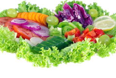 Vegetable салат Стоковая Фотография RF