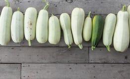 Vegetable сердцевины в саде Стоковые Изображения