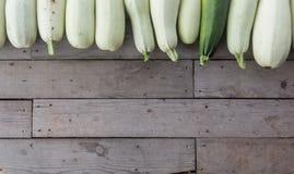 Vegetable сердцевины в саде Стоковое Фото