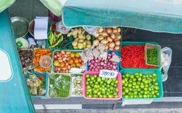 Vegetable стойл Стоковое Фото