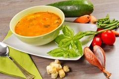 Vegetable суп Стоковые Изображения RF