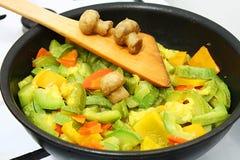 Vegetable тушёное мясо Стоковое Фото
