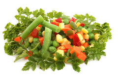 Vegetable stock image