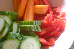 Vegetable. Cutted Stock Images