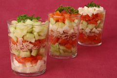 Vegetable, appetizer Royalty Free Stock Photography