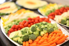 Vegetable appetizers Stock Images