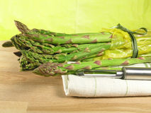 Vegetable - asparagus Royalty Free Stock Photo