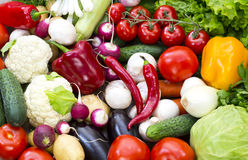 Vegetable background Royalty Free Stock Photography