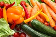 Vegetable Background Royalty Free Stock Photo