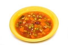 Vegetable Barley Soup Stock Photography