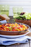 Vegetable and beans stew Stock Photography