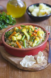 Vegetable Biryani Royalty Free Stock Photos