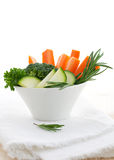 Vegetable in bowl Stock Image