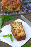 Vegetable cake Stock Photography