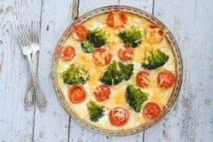 Vegetable casserole Royalty Free Stock Photos
