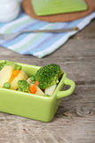 Vegetable casserole Royalty Free Stock Photography