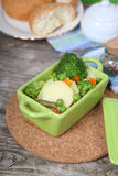 Vegetable casserole Stock Photos