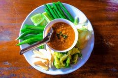 Vegetable Chili Стоковые Изображения