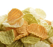 Vegetable Chips Stock Image