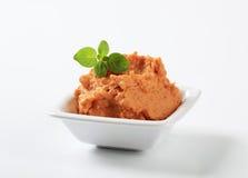 Vegetable chutney Stock Photo