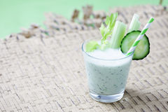 Vegetable coctail Stock Photography