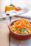 Vegetable Cous Cous Royalty Free Stock Photos