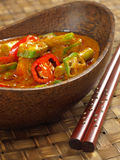 Vegetable curry Royalty Free Stock Images