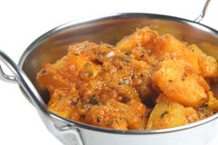 Vegetable Curry Royalty Free Stock Photography