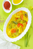 Vegetable curry Stock Photo
