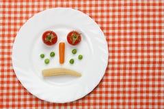 Vegetable diet Stock Photo