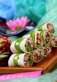 Vegetable dishes Royalty Free Stock Images