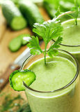 Vegetable drink Stock Photos