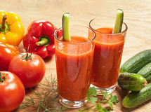 Free Vegetable Drink Stock Photo - 27413270