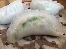 Vegetable dumplings Royalty Free Stock Photo