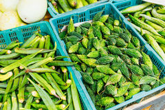 Vegetable in food market Stock Photo