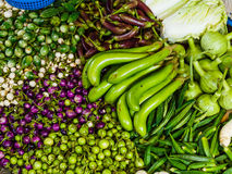 Vegetable in food market Stock Photos