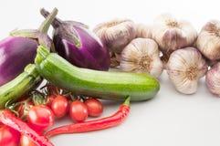 Vegetable. Fresh vegetable from the garden Stock Images