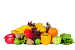 Vegetable and fruit Royalty Free Stock Photo