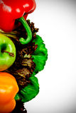 Vegetable and fruit Stock Photography
