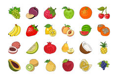 Vegetable and Fruits 2 Stock Photo
