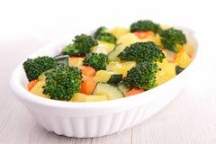 Vegetable gratin стоковые фотографии rf